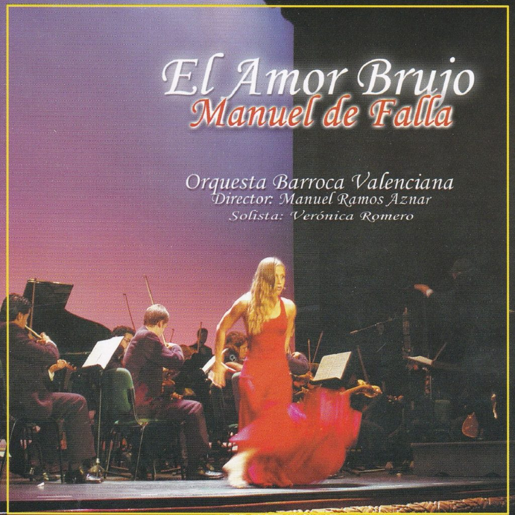 El Amor Brujo (2004) - Verónica Romero