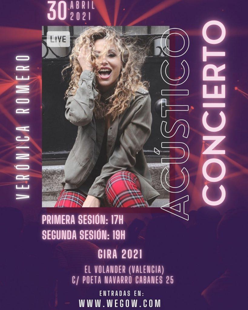 Concierto Valencia